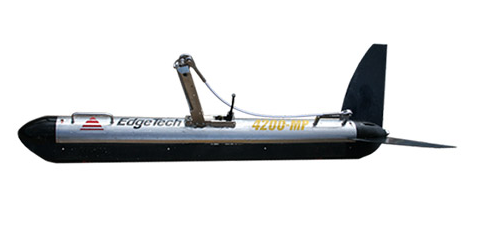 Side Scan Sonar Edgetech 4200 FS