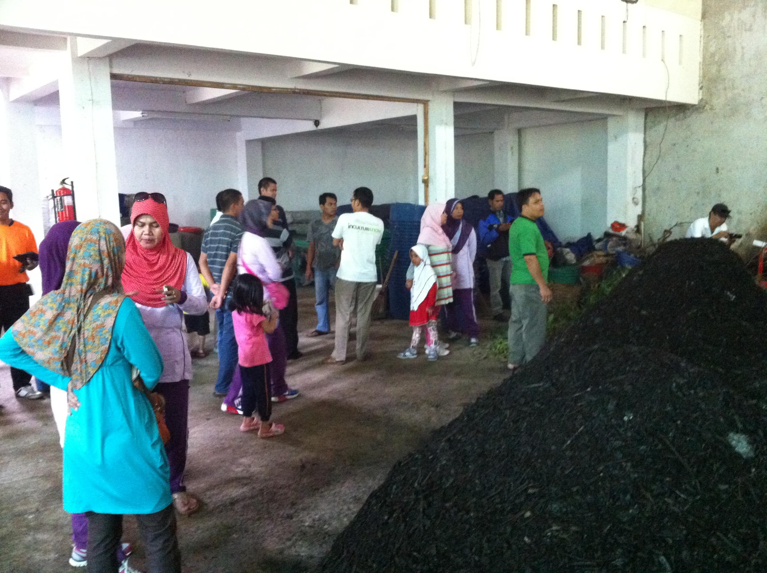 Unit Pengolan Sampah Di Depok